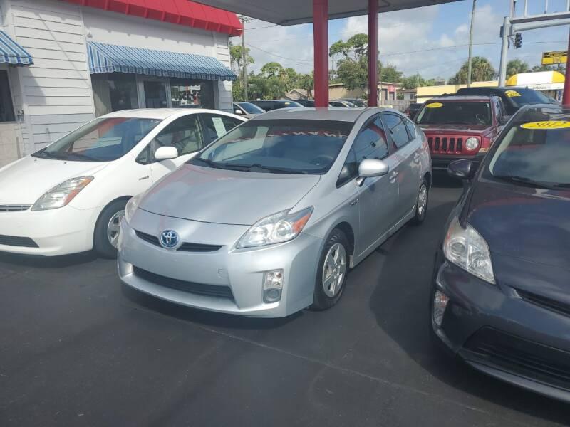 2011 Toyota Prius for sale at Riviera Auto Sales South in Daytona Beach FL