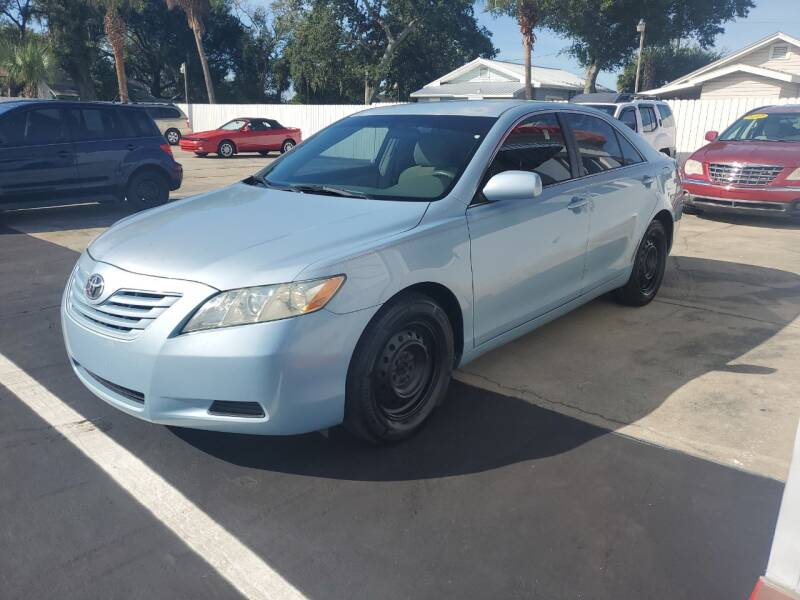 2007 Toyota Camry for sale at Riviera Auto Sales South in Daytona Beach FL
