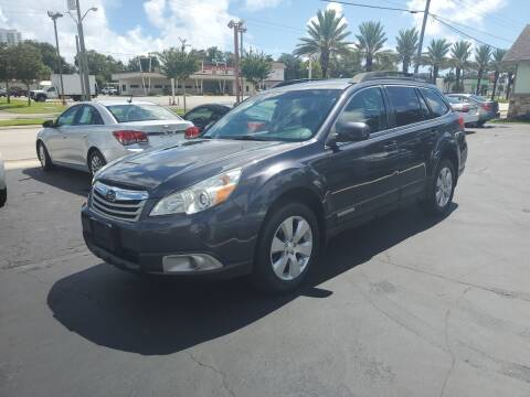 2011 Subaru Outback for sale at Riviera Auto Sales South in Daytona Beach FL