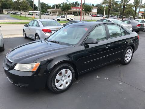2006 Hyundai Sonata for sale at Riviera Auto Sales South in Daytona Beach FL