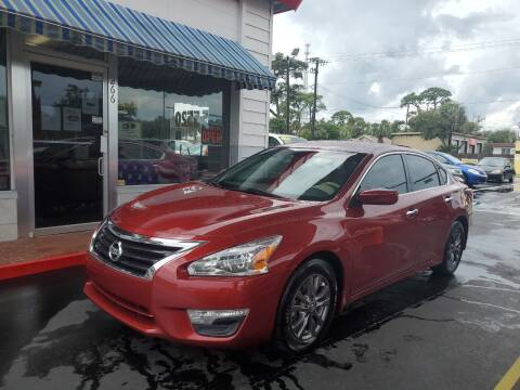 2015 Nissan Altima for sale at Riviera Auto Sales South in Daytona Beach FL