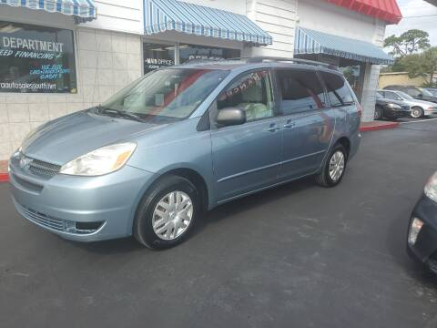 2005 Toyota Sienna for sale at Riviera Auto Sales South in Daytona Beach FL