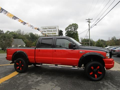 2004 Ford F-250 Super Duty for sale in Walkertown, NC