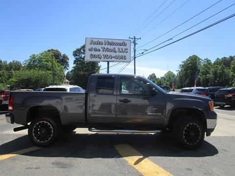 2011 GMC Sierra 2500HD for sale in Walkertown, NC