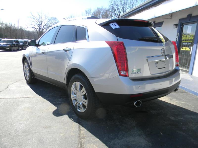 suv cars performance motor collection and reviews srx fwd cadillac rating dashboard trend