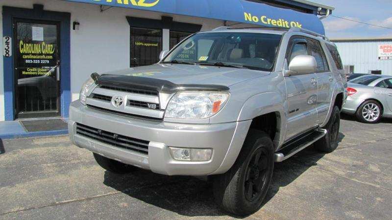 2004 Toyota 4Runner Limited 4WD 4dr SUV   Rock Hill SC