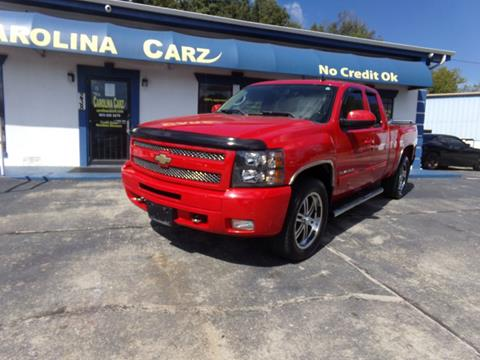 2011 Chevrolet Silverado 1500 for sale in Rock Hill, SC