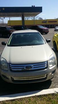 2008 Ford Fusion for sale in Rock Hill, SC