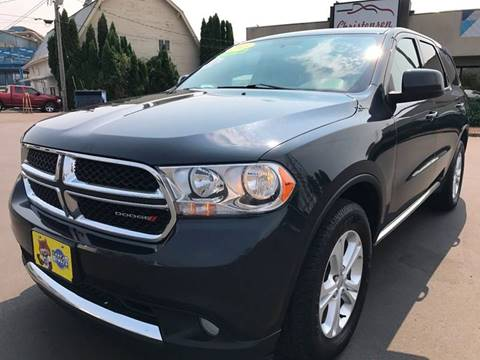 2013 Dodge Durango for sale in Mcminnville, OR