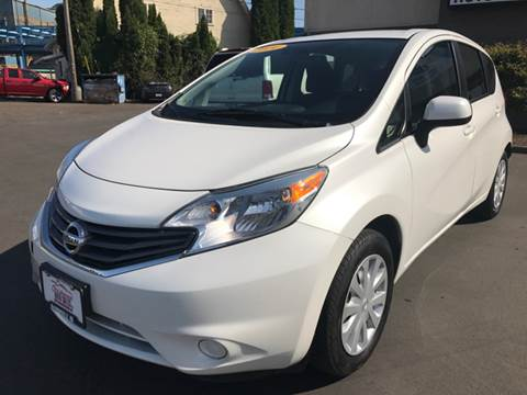 2014 Nissan Versa Note for sale in Mcminnville, OR