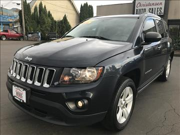 2014 Jeep Compass for sale in Mcminnville, OR