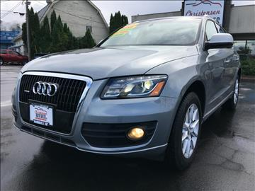 2010 Audi Q5 for sale in Mcminnville, OR