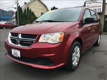 2016 Dodge Grand Caravan for sale in Mcminnville, OR
