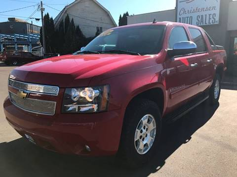 2008 Chevrolet Avalanche for sale in Mcminnville, OR