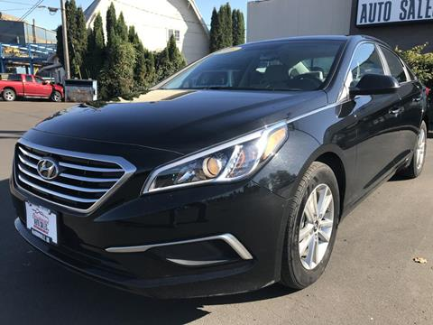 2016 Hyundai Sonata for sale in Mcminnville, OR