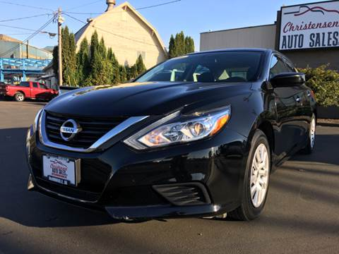 2016 Nissan Altima for sale in Mcminnville, OR