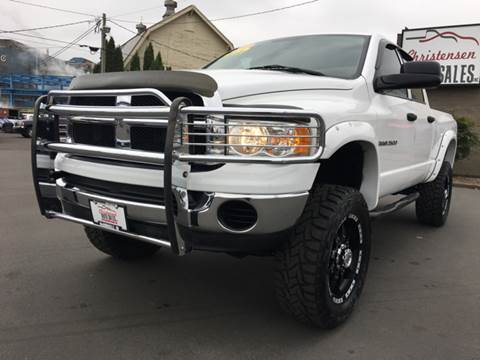 2003 Dodge Ram Pickup 2500 for sale in Mcminnville, OR