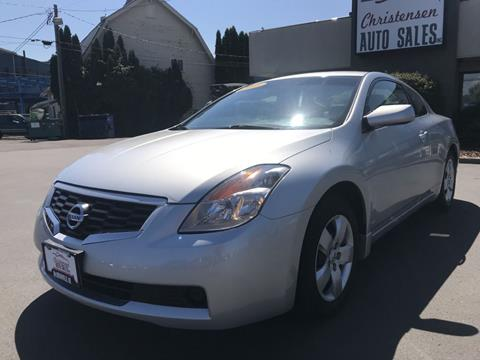 2008 Nissan Altima for sale in Mcminnville, OR