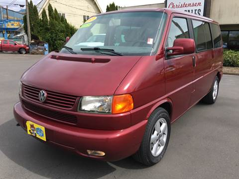 2003 Volkswagen EuroVan for sale in Mcminnville, OR