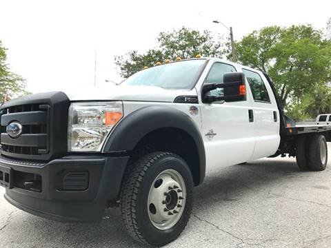 2016 Ford F-550 for sale in Clearwater, FL