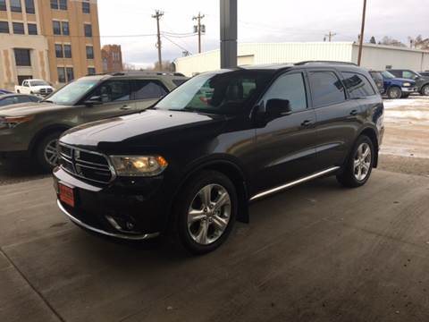 2014 Dodge Durango for sale at Philip Motor Inc in Philip SD
