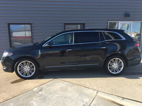 2014 Lincoln MKT for sale at Philip Motor Inc in Philip SD