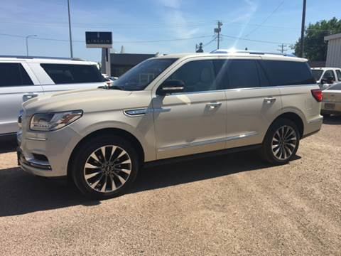 2018 Lincoln Navigator for sale at Philip Motor Inc in Philip SD