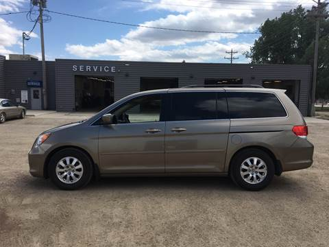 2008 Honda Odyssey for sale at Philip Motor Inc in Philip SD