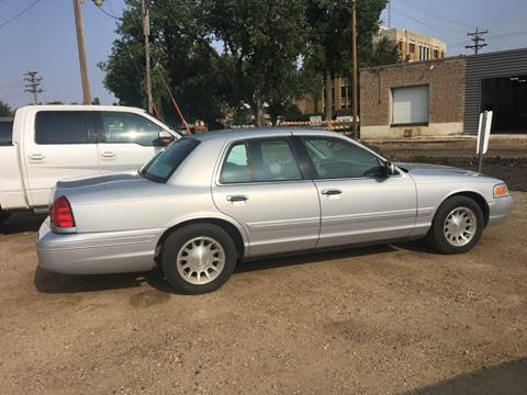 1999 Ford Crown Victoria for sale at Philip Motor Inc in Philip SD