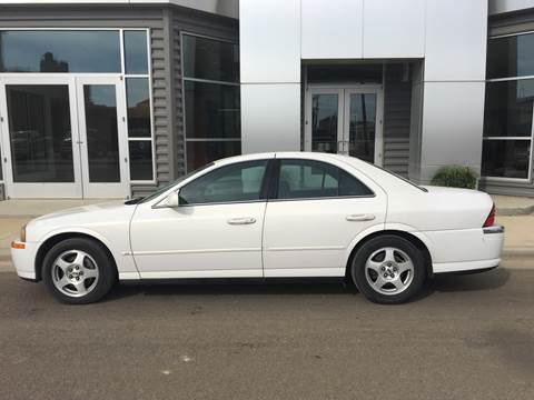 2000 Lincoln LS for sale at Philip Motor Inc in Philip SD