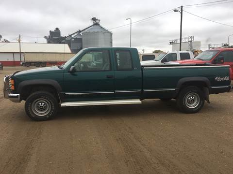 1998 GMC Sierra 2500 for sale at Philip Motor Inc in Philip SD