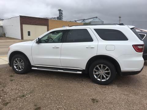 2018 Dodge Durango for sale at Philip Motor Inc in Philip SD