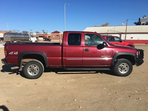 2005 GMC Sierra 2500HD for sale at Philip Motor Inc in Philip SD