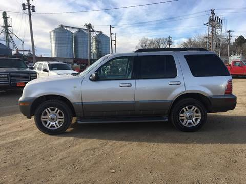 2005 Mercury Mountaineer for sale at Philip Motor Inc in Philip SD
