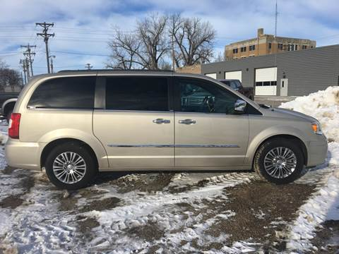 2013 Chrysler Town and Country for sale at Philip Motor Inc in Philip SD