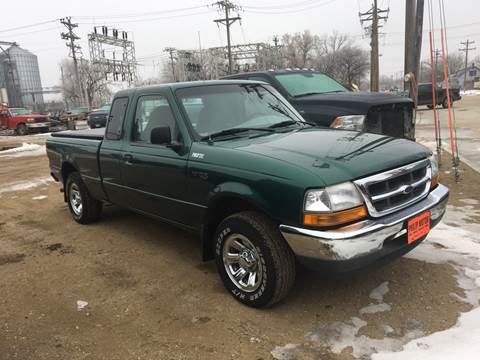 2000 Ford Ranger for sale at Philip Motor Inc in Philip SD