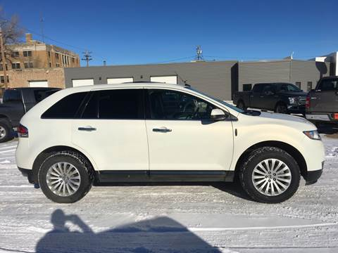 2012 Lincoln MKX for sale at Philip Motor Inc in Philip SD