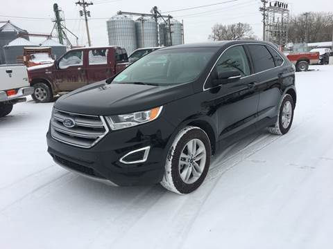 2018 Ford Edge for sale at Philip Motor Inc in Philip SD