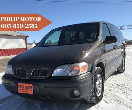 2000 Pontiac Montana for sale in Philip, SD