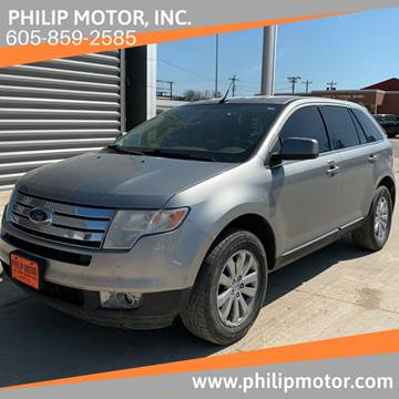2008 Ford Edge for sale at Philip Motor Inc in Philip SD