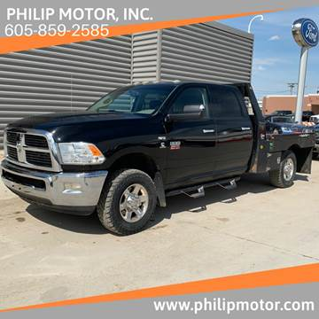 2012 RAM Ram Pickup 3500 for sale at Philip Motor Inc in Philip SD