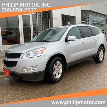 2011 Chevrolet Traverse for sale at Philip Motor Inc in Philip SD