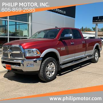 2015 RAM Ram Pickup 2500 for sale at Philip Motor Inc in Philip SD