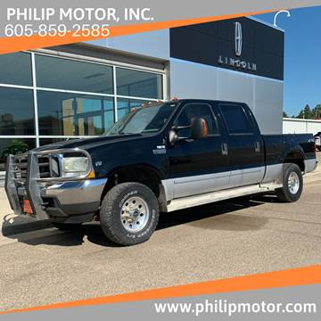 2003 Ford F-250 Super Duty for sale at Philip Motor Inc in Philip SD