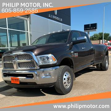 2016 RAM Ram Pickup 3500 for sale at Philip Motor Inc in Philip SD