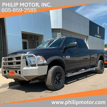 2016 RAM Ram Pickup 2500 for sale at Philip Motor Inc in Philip SD