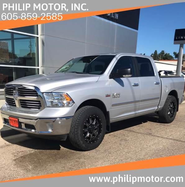 2014 RAM Ram Pickup 1500 for sale at Philip Motor Inc in Philip SD