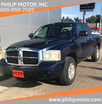 2006 Dodge Dakota for sale at Philip Motor Inc in Philip SD