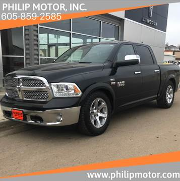 2014 RAM Ram Pickup 1500 for sale at Philip Motor Inc in Philip SD