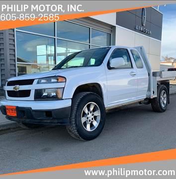 2012 Chevrolet Colorado for sale at Philip Motor Inc in Philip SD